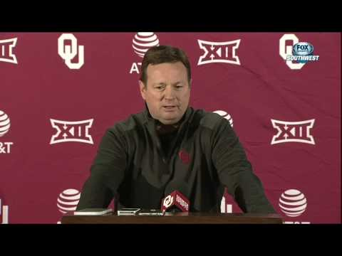 Bob Stoops calls 2017 class ' one of the best he's had at Oklahoma