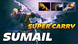 SumaiL Anti-Mage Super Carry | Dota 2 Pro Gameplay