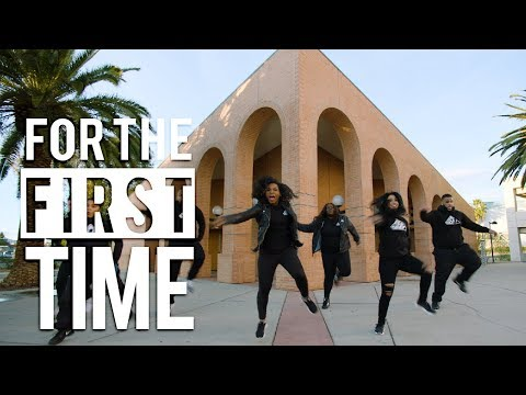 """Stepping For The First Time (Sponsored By """"Step Sisters"""") 