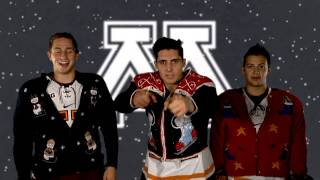Happy Holidays from Gopher Men