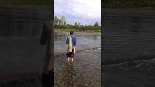 Samsun çarşamba yeşil ırmak balık avı