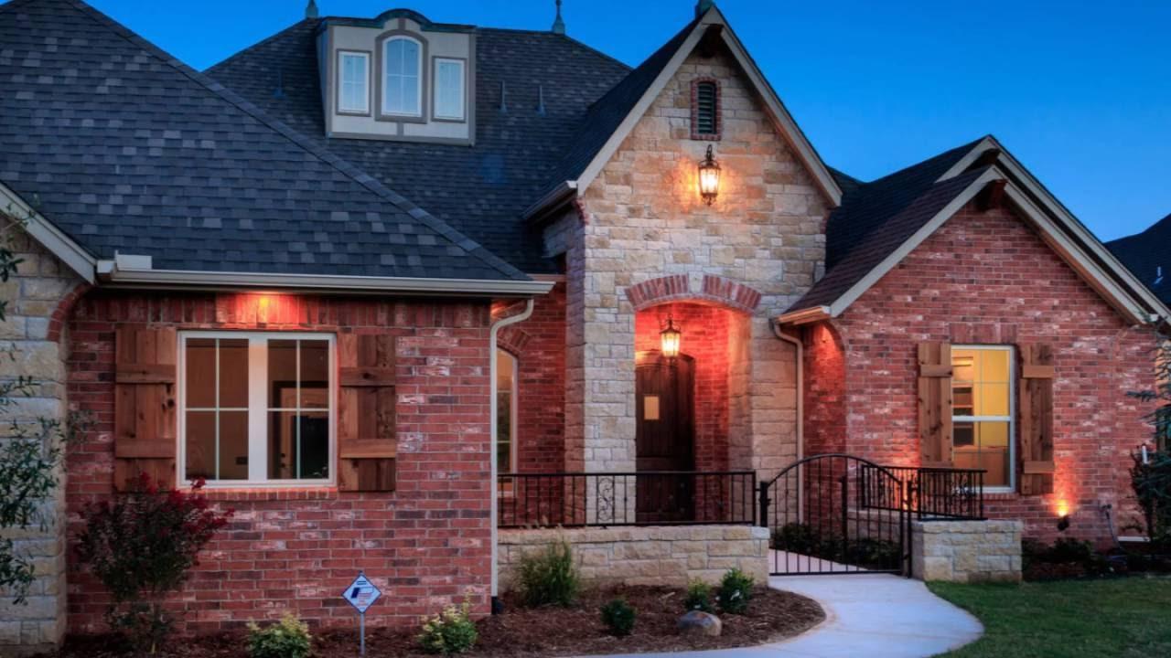 First oklahoma homes vizcaya youtube for Ok home builders
