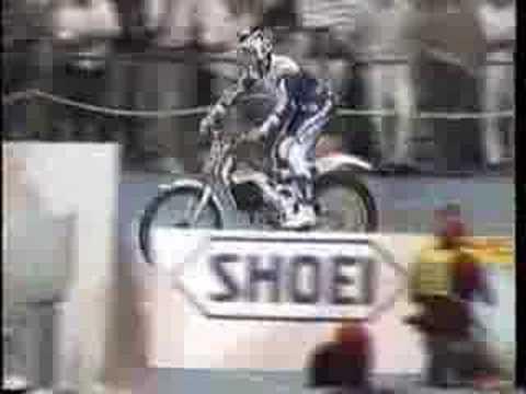 Eddy Lejeune,Stadium(indoor) Trials 1986 in Japan