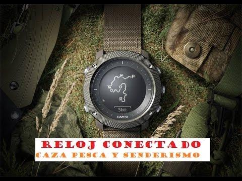 Suunto Traverse Alpha Foliage - RELOJ CONECTADO - Caza Pesca Y Senderismo