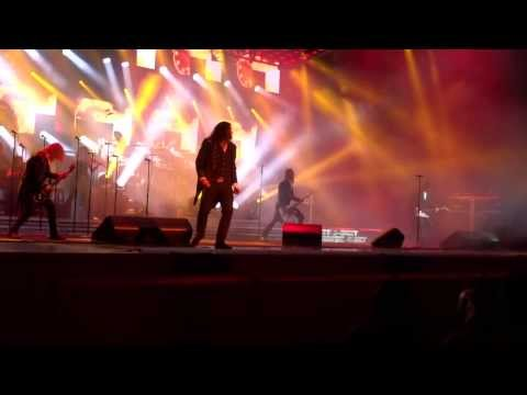 This Is The Time HD - Trans Siberian Orchestra - Vienna - 26/01/2014