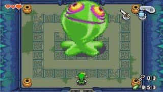 (002) Zelda: The Minish Cap 100% Walkthrough - Deepwood Shrine