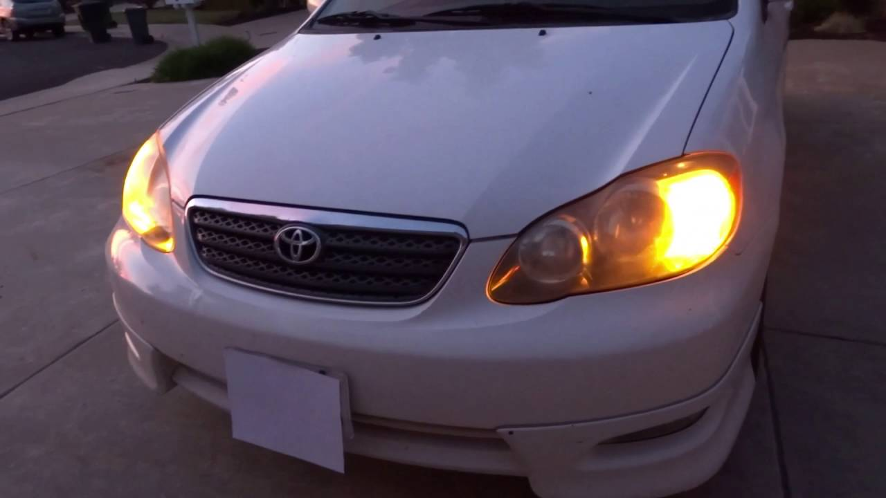 2006 Toyota Corolla S Full Take Review