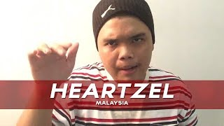 HEARTZEL 🇲🇾   Jennie - SOLO (Blackpink Beatbox Cover)