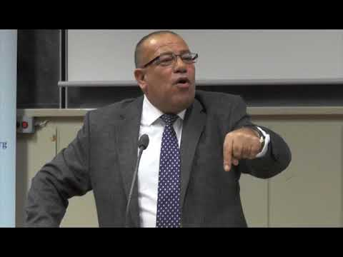 MFFB lecture Bassem Eid 2018 The Palestinian Authority and Hamas from an inner Palestinian Perspecti