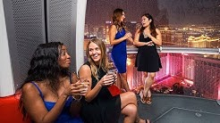 Las Vegas - Happy Hour on High Roller at The LINQ