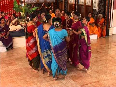 Ghagar Ghumu De | Non Stop Gauri Ganpati Marathi Song | Latest Marathi Devotional Songs