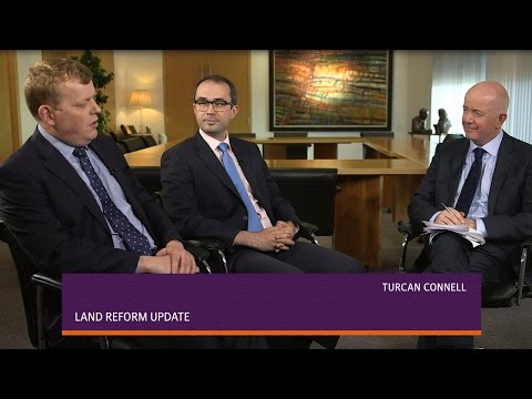 Land Reform Update 2016