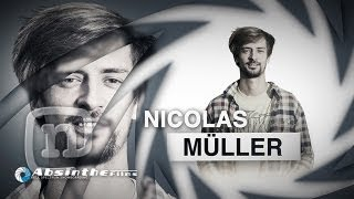 Snowboarder Nicolas Muller: Absinthe Films Rider Profile