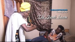 The Jamb Result - YabaLeftOnline Comedy Series episode 18 Free HD Video
