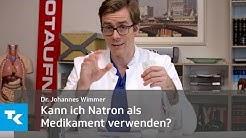 Kann ich Natron als Medikament verwenden? | Dr. Johannes Wimmer