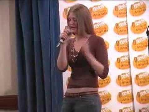 Hannah George - Revels Chortle Student Comedy Awar...