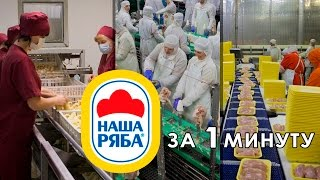Завод ''Наша Ряба'' за 1 минуту