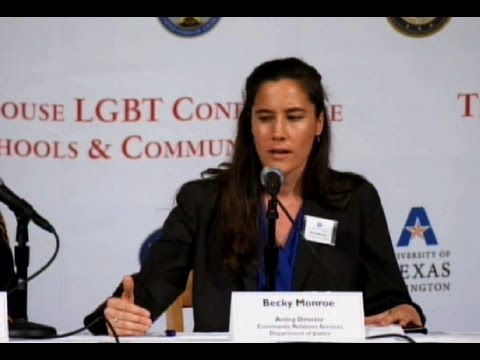 White House LGBT Conference on Safe Schools & Communities
