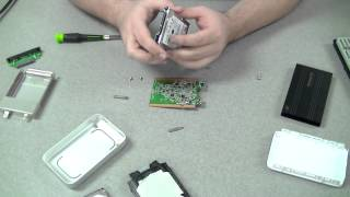 Swapping HDD or SSD Into Buffalo MiniStation Thunderbolt