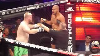 TKO 44 MMA - Adam Dyczka vs Ciryl Gane - Centre Videotron Québec 2018