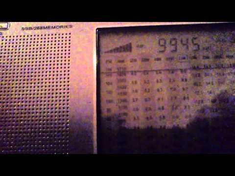 CMN radio khmer 9945 kHz broadcast from Tajikistan to Cambodia