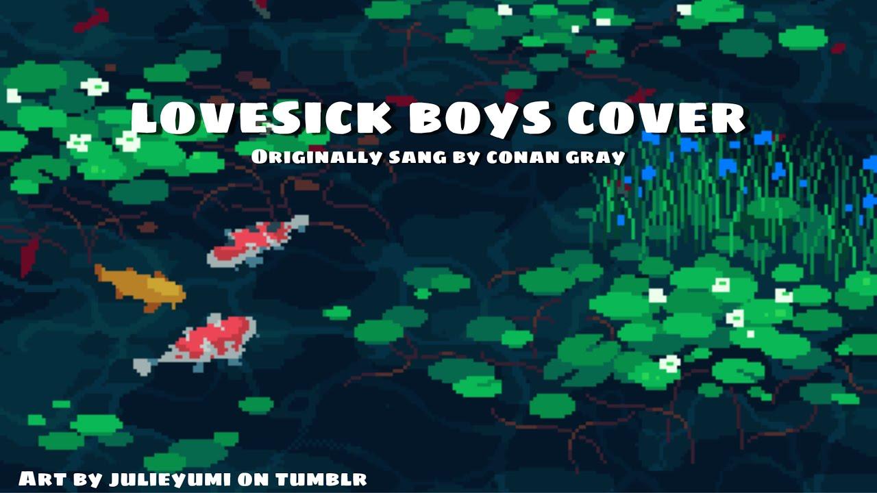 lovesick boys by conan gray || COVER