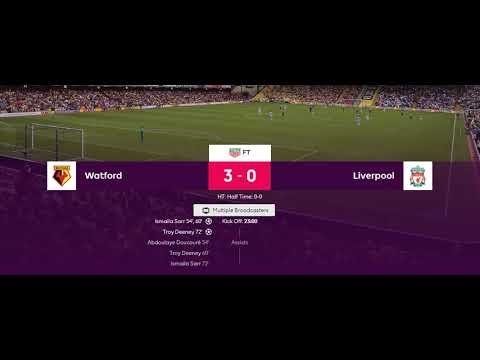 Real Madrid Liverpool Live Stream Free Watch