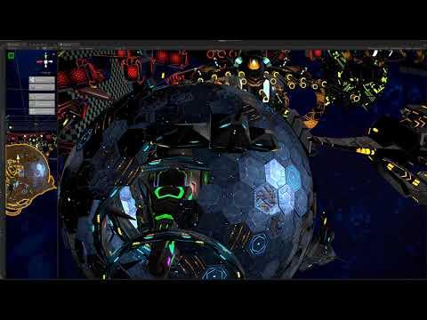 AI War 2 - Quick Look At Ship Designs (less than half).