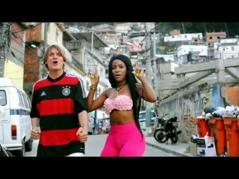 0 MC Gringo e funk techno tema da seleção da Alemanha