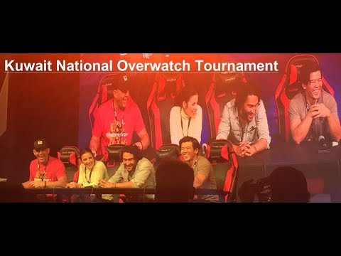 KNOT (Kuwait National Overwatch Tournament) Intro and Q&A Panel