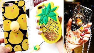 18 Amazing DIY Phone Case Life Hacks! Phone DIY Projects