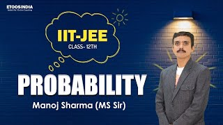 Probability Class 12th | IIT J…