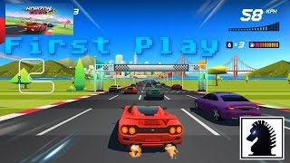 PC First Play - Horizon Chase Turbo