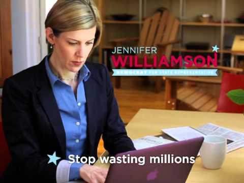 Jennifer Williamson Prioritizing books not bunks