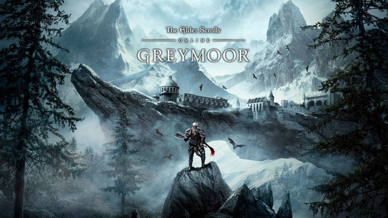 The Elder Scrolls Online - Стрим