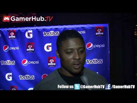 Atlanta Falcons NFL Great Warrick Dunn Talks Madden NFL 25