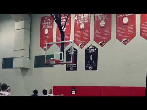 Dylan Figueroa 2021 Bishop McLaughlin Catholic High School