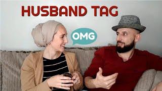 Download Video HUSBAND TAG | I met my husband in a kebab shop!!! MP3 3GP MP4