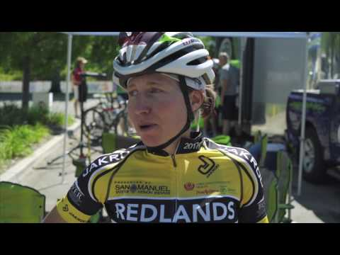 Amber Neben Pre-Stage 2 Interview.