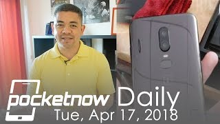 OnePlus 6 teaser features, BlackBerry Bold 9900 revival & more - Pocketnow Daily