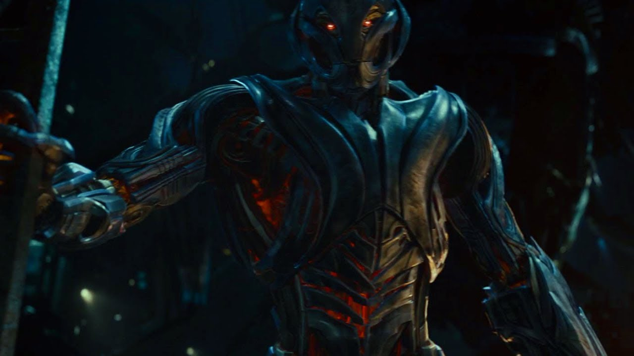 Avengers Age Of Ultron 2015 Clips 14 Black Window Captured