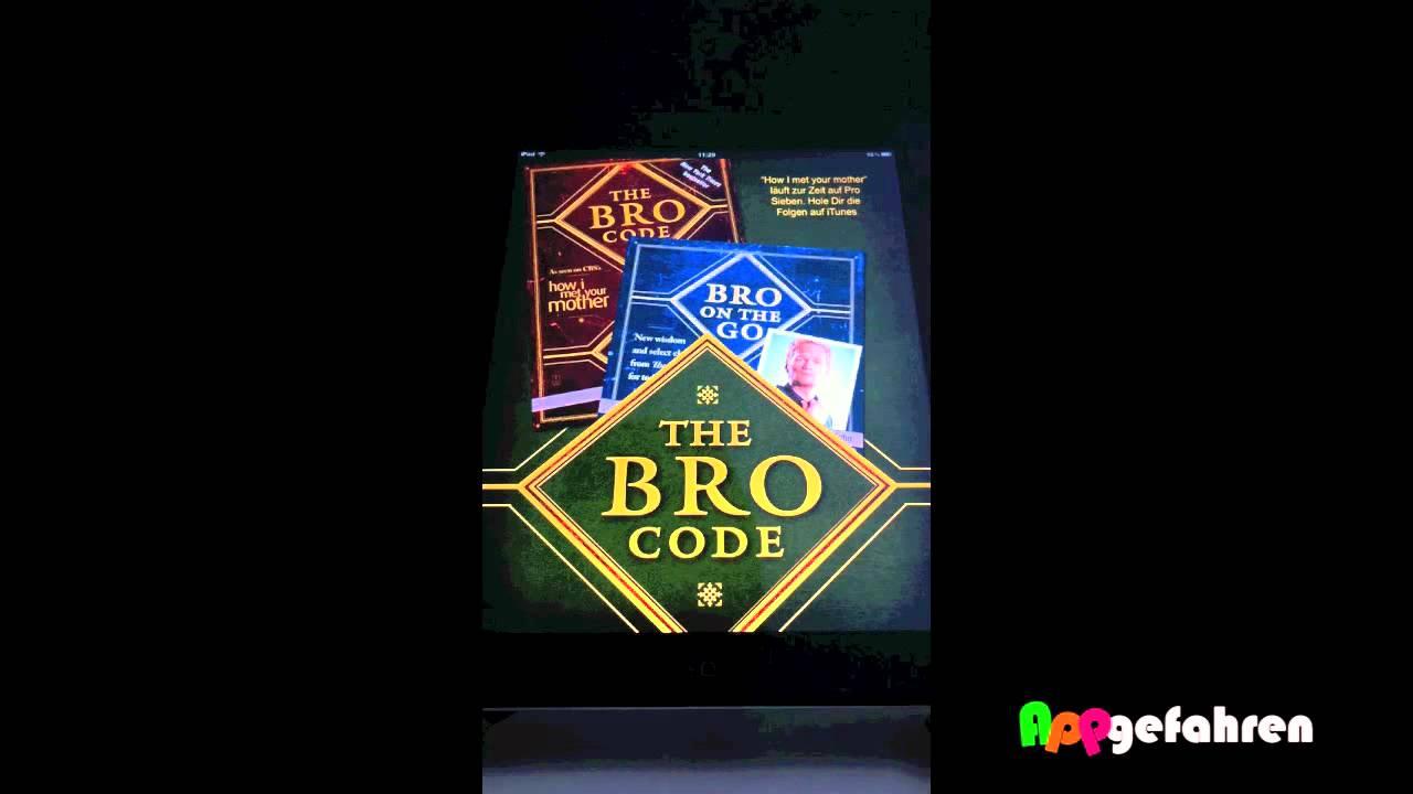 Bro Code aus Altersformel