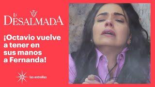 La Desalmada: ¡Fernanda es encerrada en el rastro! | C- 6 | Las Estrellas