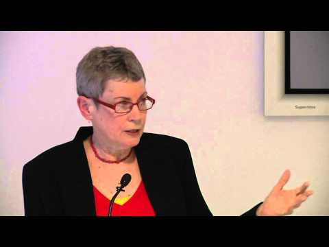 Mary Poovey - Working Outside my Comfort Zone: A Literary Scholar Tackles Financial Modelling