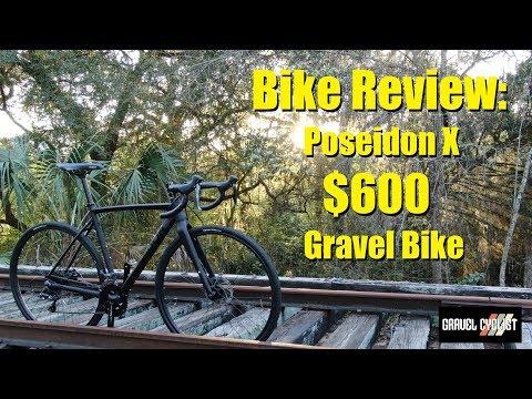 Gravel Bike Review: Poseidon X $600 Gravel Bike!