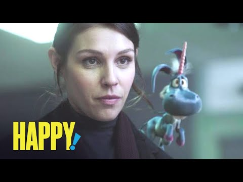 HAPPY!  Tough Women  SYFY