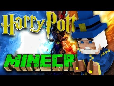 HARRY POTTER IN MINECRAFT, CHE FIGATA!!