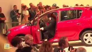 Новый Renault Sandero 2014 и новый Sandero Stepway 2014 - первый видео обзор!
