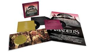 """Opening music from """"Amadeus"""" (Symphony No. 25 In G Minor, K. 183, 1st Movement)"""