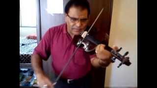 kahin door jab din violin by Surinder Sabharwal -Goa